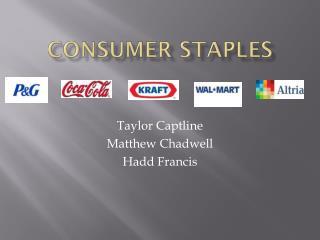 Consumer Staples
