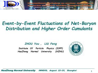 Event-by-Event Fluctuations of Net-Baryon  D istribution and  H igher  O rder  C umulants