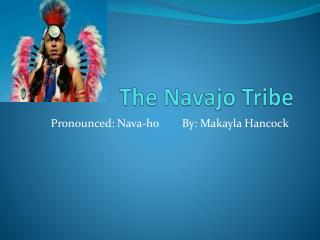 The Navajo Tribe