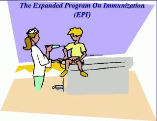 The Expanded Program On Immunization (EPI )