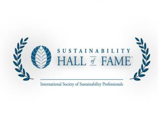 ISSP Sustainability Hall of Fame