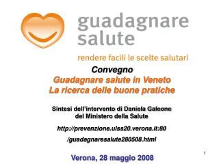 prevenzione.ulss20.verona.it:80 /guadagnaresalute280508.html