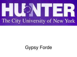 Gypsy Forde