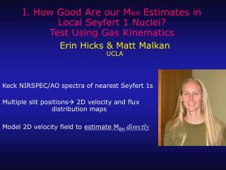 Keck NIRSPEC/AO spectra of nearest Seyfert 1s