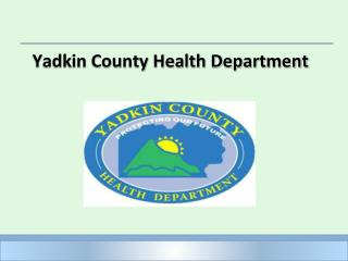 Yadkin County Health Department