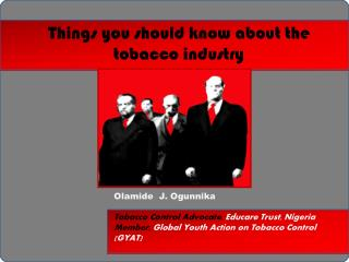 Things you should know about the tobacco industry