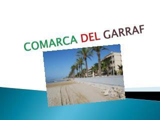 COMARCA DEL GARRAF