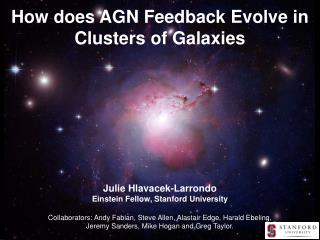 How does AGN Feedback Evolve in Clusters of Galaxies