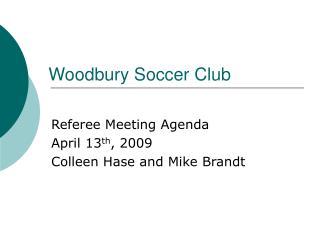 Woodbury Soccer Club