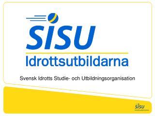 Svensk Idrotts Studie- och Utbildningsorganisation