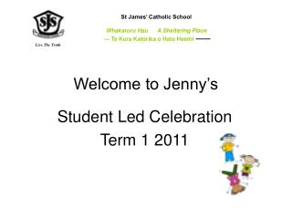 Welcome to Jenny's