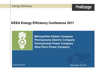 KEEA Energy Efficiency Conference 2011