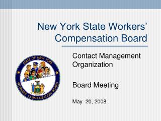 New York State Workers' Compensation Board