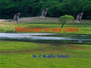 No.2 Middle School