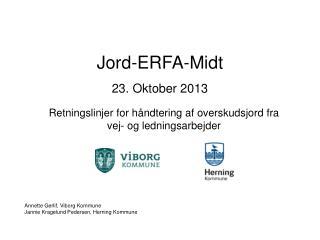 Jord-ERFA-Midt
