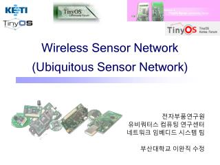 Wireless Sensor Network (Ubiquitous Sensor Network)