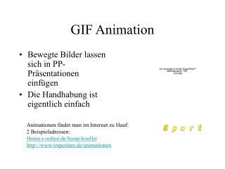GIF Animation