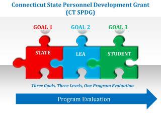 Connecticut State Personnel Development Grant  (CT SPDG)