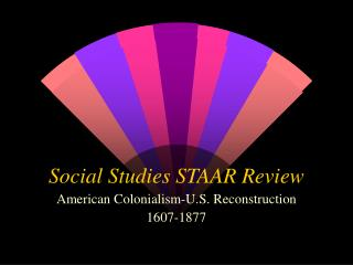 Social Studies STAAR Review