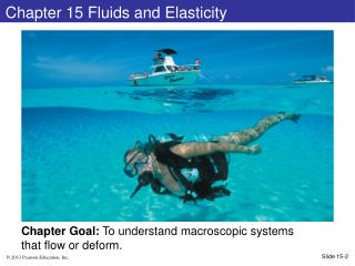 Chapter 15 Fluids and Elasticity