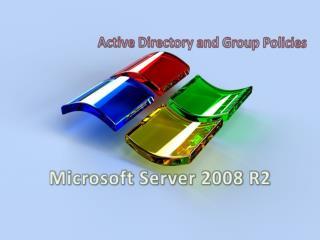 Microsoft Server 2008 R2