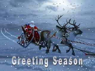 Greeting Season