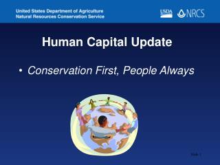 Human Capital Update