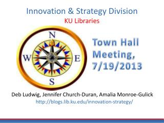 Innovation & Strategy Division KU Libraries