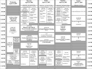 10:30-12:30 Symposium Mapping Olfactory Bulb South Ballroom