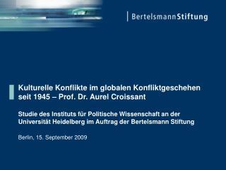 Berlin, 15. September 2009