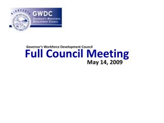 Full Council Meeting