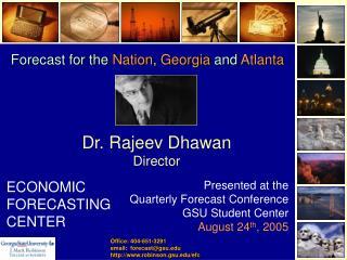 Dr. Rajeev Dhawan Director