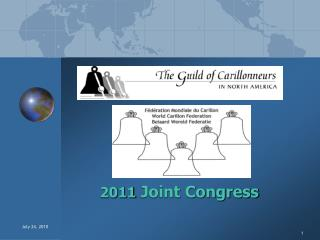 2011  Joint Congress