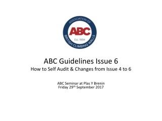 The ABC s of Advising