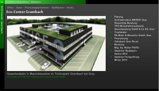 Planung: Architekturbüro WIESER, Graz