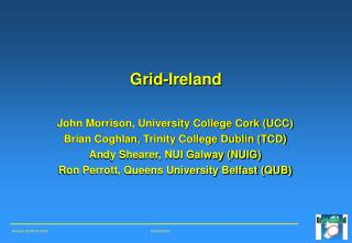 Grid-Ireland