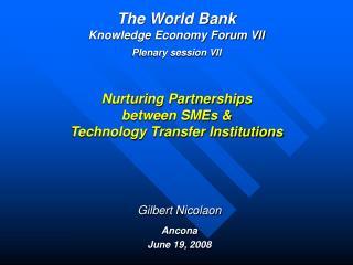 Gilbert Nicolaon Ancona June 19 , 200 8