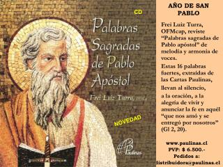AÑO DE SAN PABLO