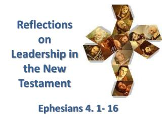 Reflections on Leadership in the New Testament