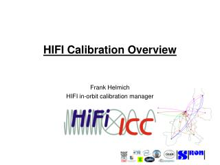 HIFI Calibration Overview