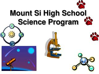 Mount Si High School Science Program