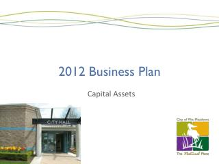 2012 Business Plan