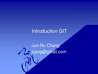 Introduction GIT