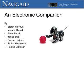 An Electronic Companion