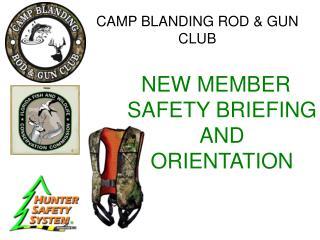 CAMP BLANDING ROD & GUN CLUB