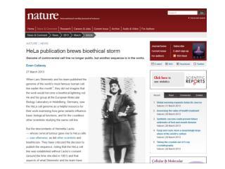 Who was Henrietta Lacks?