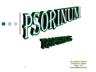 PSORINUM
