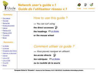 Comment utiliser ce guide ?