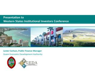 Presentation to  Western States Institutional Investors  Conference