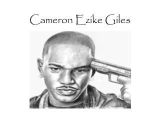Cameron Ezike Giles